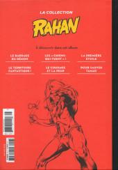 Verso de Rahan - La Collection (Hachette) -28- Tome 28