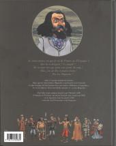 Verso de Roi des Mapuche -1- La traversée des vastes pampas