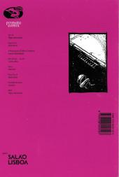 Verso de Primata comix -6- Pano cru (2 de 3)