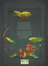 Verso de La sentinelle du Petit Peuple -1- La pommade de fée