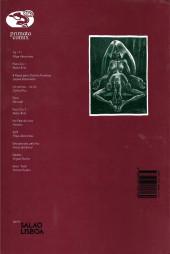 Verso de Primata comix -11- Amor fatal