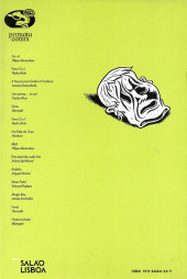 Verso de Primata comix -14- História muda