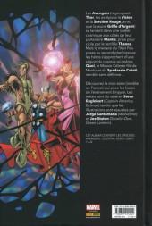 Verso de Avengers : Quête Céleste