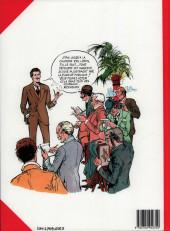 Verso de Conan Doyle - Conan Doyle mène l'enquête