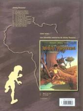 Verso de Jimmy Tousseul -3b05- Le crépuscule blanc