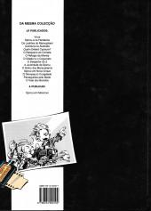 Verso de Spirou e Fantásio (en portugais) -7c1997- O ditador e o cogumelo