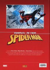 Verso de Marvel Action : Spider-Man -5- Etat de choc