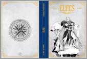 Verso de Elfes -1TL- Volume 1- Le Crystal des Elfes bleus