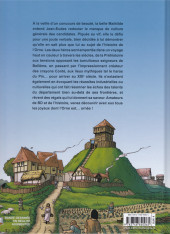 Verso de L'orne une terre d'histoire - L'Orne une terre d'histoire