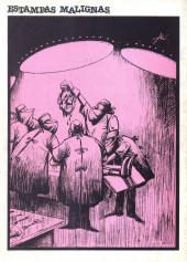 Verso de Dossier Negro -148- Historias gráficas inéditas