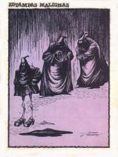 Verso de Dossier Negro -150- El hijo de Satán