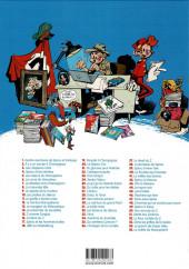 Verso de Spirou et Fantasio -4d2019- Spirou et les héritiers
