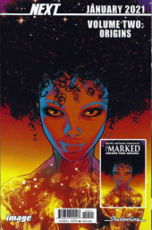 Verso de The marked Vol.1 (Image Comics - 2019) -10- Issue # 10