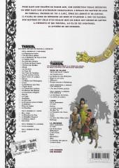 Verso de Thorgal -20c2019- La Marque des Bannis