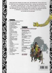 Verso de Thorgal -34a2016- Kah-Aniel