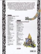 Verso de Thorgal (Les mondes de) - La Jeunesse de Thorgal -9- Les larmes de Hel