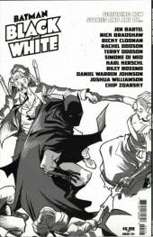 Verso de Batman Black and White (DC Comics - 2021) -4- Issue # 4