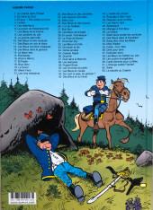 Verso de Les tuniques Bleues -24b2020- Baby blue