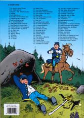 Verso de Les tuniques Bleues -28b2017- Les bleus de la balle