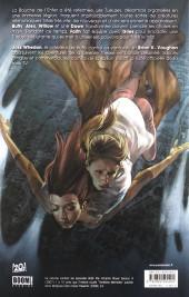 Verso de Buffy contre les vampires - Saison 08 -INT01- Tome 1