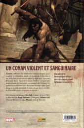 Verso de Conan le Barbare (Panini/Marvel - 2019) -3- Dans le creuset