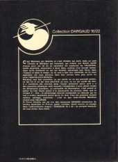 Verso de Valérian (16/22) -7132- L'ambassadeur des ombres