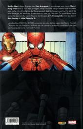 Verso de Spider-Man par J.M. Straczynski -4- Tome 4