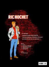Verso de Ric Hochet (Les nouvelles enquêtes de) -5- Commissaire Griot