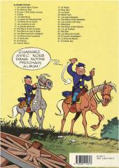 Verso de Les tuniques Bleues -22a1991- Des bleus et des dentelles