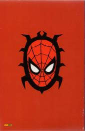 Verso de Spider-Man (Marvel France 2e série - 2000) -49TL- Mémoires d'outre-tombe