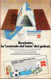 Verso de L'uomo Ragno V1 (Editoriale Corno - 1970)  -192- Guerriglia Urbana