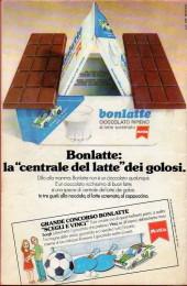 Verso de L'uomo Ragno V1 (Editoriale Corno - 1970)  -193- Shocker colpisce ancora!
