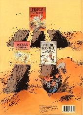 Verso de Pierre Tombal -3- Mort aux dents