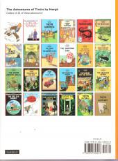 Verso de Tintin (The Adventures of) -16e2019- Destination Moon