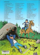Verso de Les tuniques Bleues -5c2019- Les déserteurs