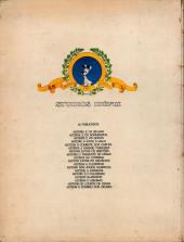 Verso de Astérix (hors série) (en portugais) -1- Os 12 trabalhos de Astérix