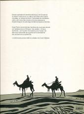 Verso de Les scorpions du Désert (Nouvelle édition) -INT- Les Scorpions du Désert