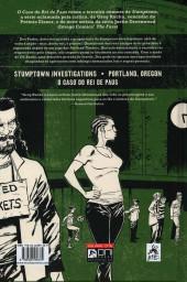 Verso de Stumptown (en portugais) -3- Volume Três