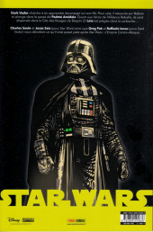Verso de Star Wars (Panini Comics - 2021) -3- La voie du destin (3)