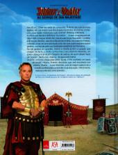 Verso de Astérix (hors série) (en portugais) -C08- Astérix & Obélix ao serviço de Sua Majestade