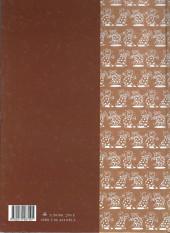 Verso de (AUT) Claveloux - Nicole Claveloux et compagnie