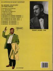 Verso de Blake e Mortimer (Aventuras de) (en portugais) -3a1993- O segredo do Espadão - Tomo 3
