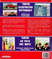 Verso de Tintin - Divers - Tintin au pays des mots