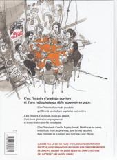 Verso de Lorraine Cœur d'acier - Histoire d'une radio pirate, libre et populaire (1979-1981)