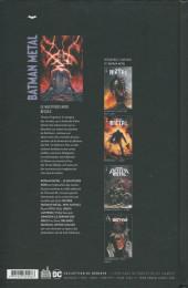Verso de Batman Metal -HS2- Le Multivers noir - Tome 2