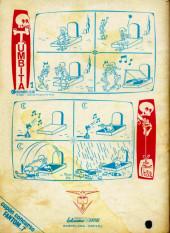 Verso de Fantom Vol.1 (Vertice - 1972) -7- Cosecheros de almas