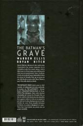 Verso de Batman's Grave (The) - The Batman's Grave