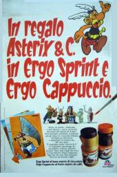 Verso de L'uomo Ragno V1 (Editoriale Corno - 1970)  -201- Cybernus