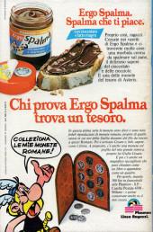 Verso de L'uomo Ragno V1 (Editoriale Corno - 1970)  -203- La Sfida del Basilisco