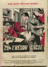 Verso de Frimousse et Frimousse-Capucine -21- La ballerine captive